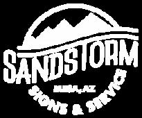 Sandstorm Signs